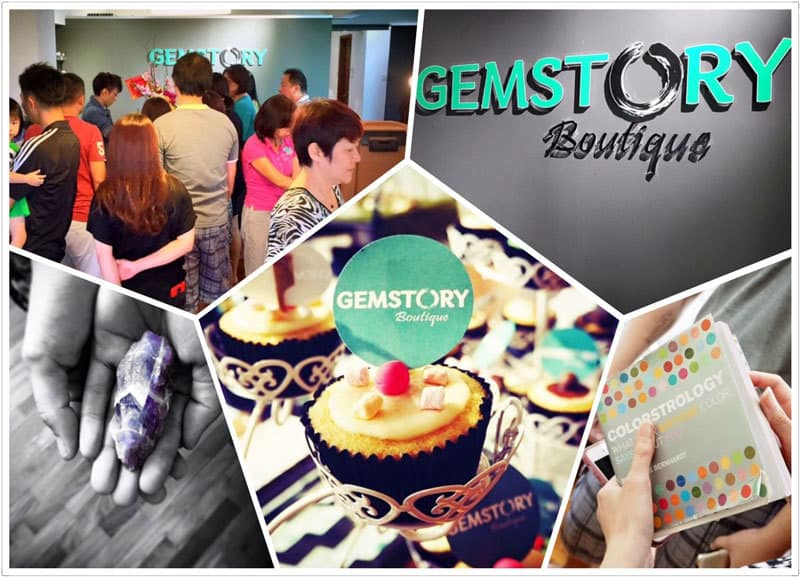 Gemstory 1st Anniversary Party 2015