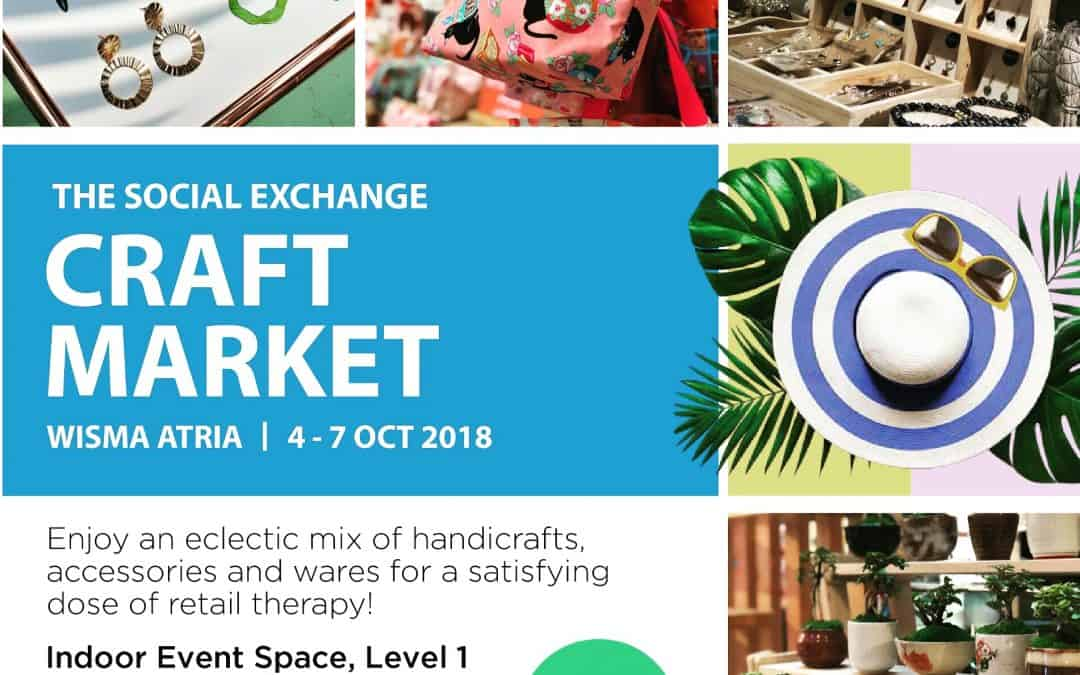 Craft Market @ Wisma Atria
