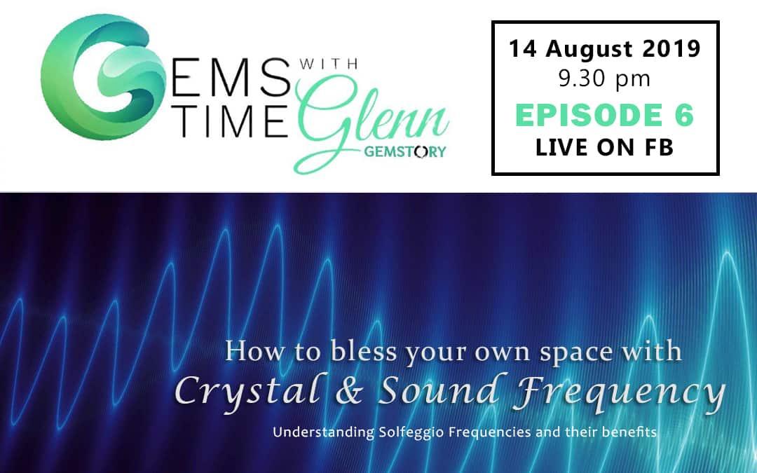 Gems Time With Glenn – Live on Facebook